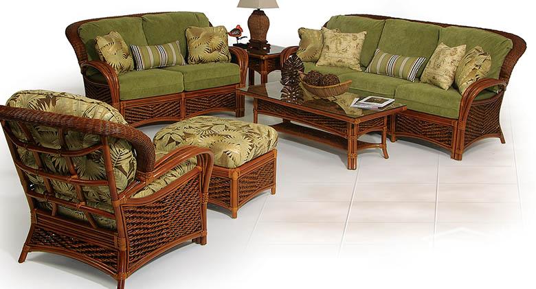 Holiday Patio Furniture Indoor Wicker Rattan