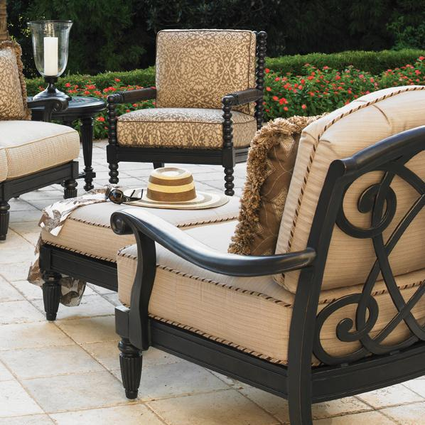 Outdoor Patio Furniture Hickory Nc: Aluminum & Cast Aluminum